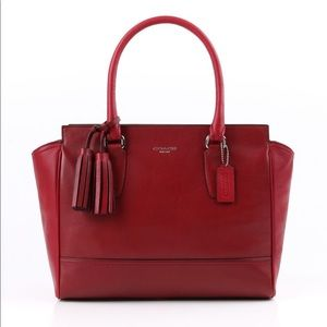 Coach Legacy Candace Red 19890